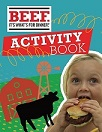 Beef Activity Book thumb
